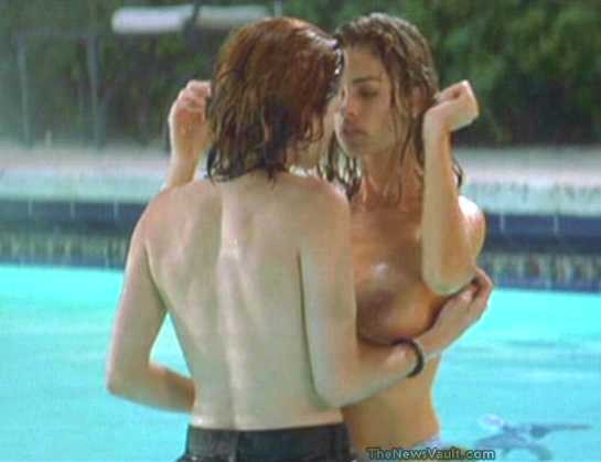 Wild things pool sex scenes
