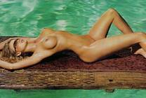 Joanna Krupa Naked Pool