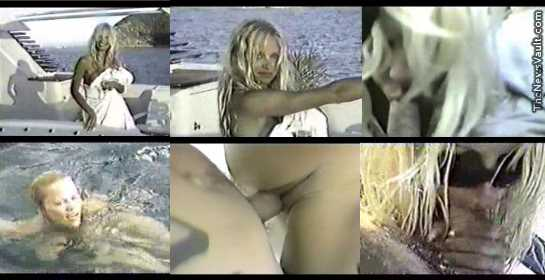 Pam and tommy lee sex tape video