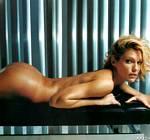 Tricia Helfer Nude Ass